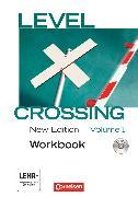 Cover-Bild zu Level Crossing, Englisch für die Sekundarstufe II, New Edition, Band 1: Einführung in die Oberstufe, Workbook mit CD-Extra, CD-ROM und CD auf einem Datenträger von Caridia, Christopher