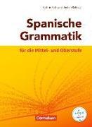 Cover-Bild zu Spanische Grammatik für die Mittel- und Oberstufe, Ausgabe 2014, Grammatik von Rathsam, Kathrin