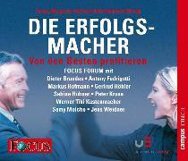 Cover-Bild zu Dressler, Sonngard (Gelesen): Die Erfolgsmacher II - Von den Besten profitieren (Audio Download)