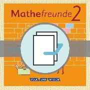 Cover-Bild zu Mathefreunde, Ausgabe Nord/Süd 2015, 2. Schuljahr, Beilagen im 5er-Pack