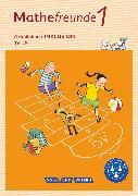 Cover-Bild zu Mathefreunde, Ausgabe Nord/Süd 2015, 1. Schuljahr, Arbeitsbuch Inklusion - Teil A und B von Franz, Petra