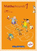 Cover-Bild zu Mathefreunde, Ausgabe Süd 2015, 1. Schuljahr, Schülerbuch mit Kartonbeilagen von Elsner, Jana
