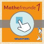 Cover-Bild zu Mathefreunde, Ausgabe Nord/Süd 2015, 1. Schuljahr, Interaktive Übungen als Ergänzung zum Arbeitsheft, Auf CD-ROM
