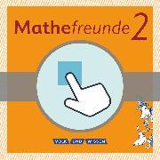 Cover-Bild zu Mathefreunde, Ausgabe Nord/Süd 2015, 2. Schuljahr, Interaktive Übungen als Ergänzung zum Arbeitsheft, Auf CD-ROM