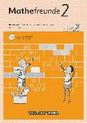Cover-Bild zu Mathefreunde, Ausgabe Nord/Süd 2015, 2. Schuljahr, Kopiervorlagen mit CD-ROM von Fischer, Karin