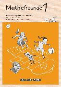 Cover-Bild zu Mathefreunde, Ausgabe Nord/Süd 2015, 1. Schuljahr, Handreichungen für den Unterricht mit CD-ROM von Franz, Petra