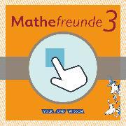 Cover-Bild zu Mathefreunde, Ausgabe Nord/Süd 2015, 3. Schuljahr, Interaktive Übungen als Ergänzung zum Arbeitsheft, Auf CD-ROM