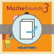 Cover-Bild zu Mathefreunde, Ausgabe Nord/Süd 2015, 3. Schuljahr, Beilagen im 5er-Pack von Wallis, Edmund