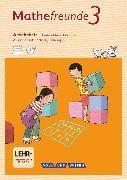 Cover-Bild zu Mathefreunde, Ausgabe Süd 2015, 3. Schuljahr, Arbeitsheft mit interaktiven Übungen auf scook.de, Mit Übungssoftware auf CD-ROM von Elies, Catrin