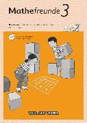 Cover-Bild zu Mathefreunde, Ausgabe Nord/Süd 2015, 3. Schuljahr, Kopiervorlagen mit CD-ROM von Fischer, Karin