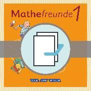 Cover-Bild zu Mathefreunde, Ausgabe Nord/Süd 2015, 1. Schuljahr, Beilagen im 5er-Pack