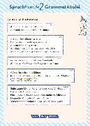 Cover-Bild zu Sprachfreunde, Sprechen - Schreiben - Spielen, Ausgabe Süd (Sachsen, Sachsen-Anhalt, Thüringen) - Neubearbeitung 2015, 2. Schuljahr, Grammatiktafel (10er-Pack) von Knutas, Kathrin