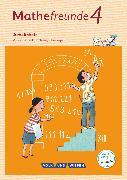 Cover-Bild zu Mathefreunde, Ausgabe Süd 2015, 4. Schuljahr, Arbeitsheft von Elsner, Jana