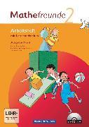 Cover-Bild zu Mathefreunde, Ausgabe Nord 2010 (Berlin, Brandenburg, Mecklenburg-Vorpommern, Sachsen-Anhalt), 2. Schuljahr, Arbeitsheft mit CD-ROM von Elies, Catrin