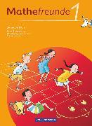 Cover-Bild zu Mathefreunde, Ausgabe Nord 2010 (Berlin, Brandenburg, Mecklenburg-Vorpommern, Sachsen-Anhalt), 1. Schuljahr, Schülerbuch mit Kartonbeilagen von Elies, Catrin
