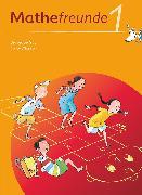 Cover-Bild zu Mathefreunde, Ausgabe Süd 2010 (Sachsen, Thüringen), 1. Schuljahr, Schülerbuch mit Kartonbeilagen von Elies, Catrin