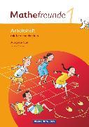 Cover-Bild zu Mathefreunde, Ausgabe Süd 2010 (Sachsen, Thüringen), 1. Schuljahr, Arbeitsheft von Elies, Catrin