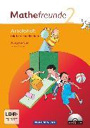 Cover-Bild zu Mathefreunde, Ausgabe Süd 2010 (Sachsen, Thüringen), 2. Schuljahr, Arbeitsheft mit CD-ROM von Elies, Catrin