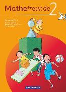 Cover-Bild zu Mathefreunde, Ausgabe Nord 2010 (Berlin, Brandenburg, Mecklenburg-Vorpommern, Sachsen-Anhalt), 2. Schuljahr, Schülerbuch mit Kartonbeilagen von Elies, Catrin