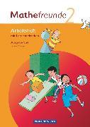 Cover-Bild zu Mathefreunde, Ausgabe Süd 2010 (Sachsen, Thüringen), 2. Schuljahr, Arbeitsheft von Elies, Catrin