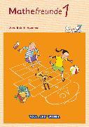 Cover-Bild zu Mathefreunde, Ausgabe Nord/Süd 2015, 1. Schuljahr, Arbeitsheft Fördern von Elies, Catrin