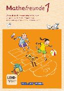 Cover-Bild zu Mathefreunde, Ausgabe Nord 2015, 1. Schuljahr, Arbeitsheft mit interaktiven Übungen auf scook.de, Mit Übungssoftware auf CD-ROM von Elies, Catrin
