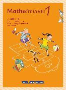 Cover-Bild zu Mathefreunde, Ausgabe Nord 2015, 1. Schuljahr, Schülerbuch mit Kartonbeilagen von Elies, Catrin