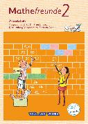 Cover-Bild zu Mathefreunde, Ausgabe Nord 2015, 2. Schuljahr, Arbeitsheft von Elies, Catrin