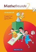 Cover-Bild zu Mathefreunde, Ausgabe Nord 2010 (Berlin, Brandenburg, Mecklenburg-Vorpommern, Sachsen-Anhalt), 2. Schuljahr, Arbeitsheft von Elies, Catrin