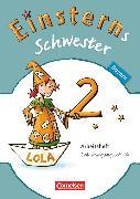 Cover-Bild zu Einsterns Schwester, Sprache und Lesen - Bayern, 2. Jahrgangsstufe, Arbeitsheft in Schulausgangsschrift von Bauer, Marion