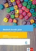 Cover-Bild zu deutsch.kombi plus. Arbeitsheft Rechtschreibung/Grammatik 6. Schuljahr. Allgemeine Ausgabe