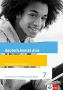 Cover-Bild zu deutsch.kombi plus. Lehrerband mit CD-ROM und Audio-CD 7. Schuljahr. Differenzierende Allgemeine Ausgabe ab 2015