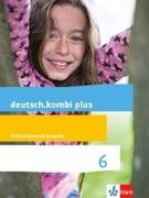 Cover-Bild zu deutsch.kombi plus 6. Schuljahr. Schülerbuch. Differenzierende Allgemeine Ausgabe ab 2015