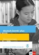Cover-Bild zu deutsch.kombi plus 8. Lehrerband mit CD-ROM und Audio-CD Klasse 8. Differenzierende Allgemeine Ausgabe ab 2015