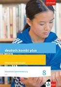Cover-Bild zu deutsch.kombi plus 8. Arbeitsheft Sprachförderung Klasse 8. Differenzierende Allgemeine Ausgabe