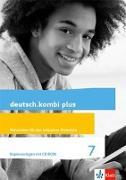 Cover-Bild zu deutsch.kombi plus 7. Differenzierende Allgemeine Ausgabe