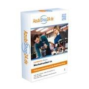 Cover-Bild zu AzubiShop24.de Basis-Lernkarten Mechatroniker /in. Prüfungsvorbereitung. Ausbildung von Keßler, Zoe
