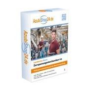 Cover-Bild zu Lernkarten Zerspanungsmechaniker /in Lernkarten Prüfungsvorbereitung von Keßler, Zoe