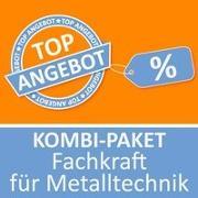 Cover-Bild zu Kombi-Paket Fachkraft für Metalltechnik von Rung-Kraus, M.