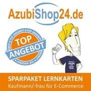 Cover-Bild zu AzubiShop24.de Spar-Paket Lernkarten Kaufmann/-frau für E-Commerce von Grünwald