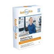 Cover-Bild zu AzubiShop24.de Basis-Lernkarten Kaufmann/-frau für E-Commerce Teil 2 von Keßler, Zoe