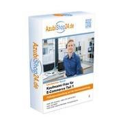 Cover-Bild zu AzubiShop24.de Basis-Lernkarten Kaufmann/-frau für E-Commerce Teil 1 von Keßler, Zoe