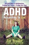 Cover-Bild zu ADHD According to Zoe (eBook) von Kessler, Zoe