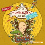 Cover-Bild zu Silas und Rick - Das Hörspiel von Auer, Margit