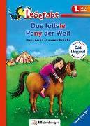 Cover-Bild zu Das tollste Pony der Welt von Arend, Doris
