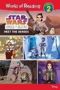 Cover-Bild zu Patrick, Ella: Star Wars Forces of Destiny: Meet the Heroes