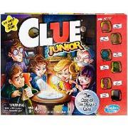 Cover-Bild zu Hasbro (Hrsg.): Clue Junior