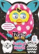 Cover-Bild zu Hasbro: Furby Boom Colouring Book Furby's World