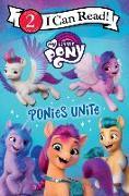 Cover-Bild zu Hasbro: My Little Pony: Ponies Unite