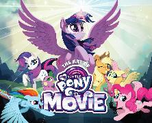 Cover-Bild zu Hasbro (Geschaffen): The Art of My Little Pony: The Movie